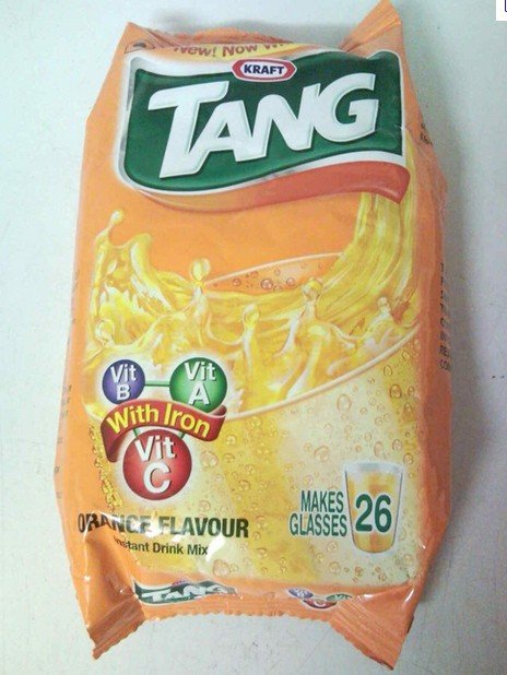 Offering Kraft Tang Orange Instant Powder Drink 400g Pouch