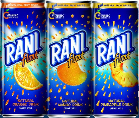 RANI FLOAT 240ml 6.50 EURO (FOB)