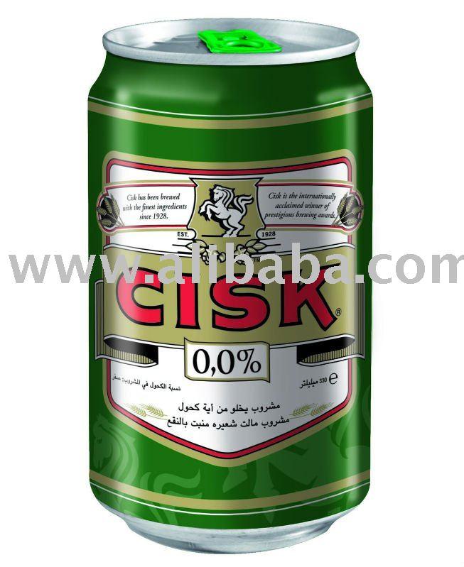 Cisk Non Alcoholic - Malt Beverage
