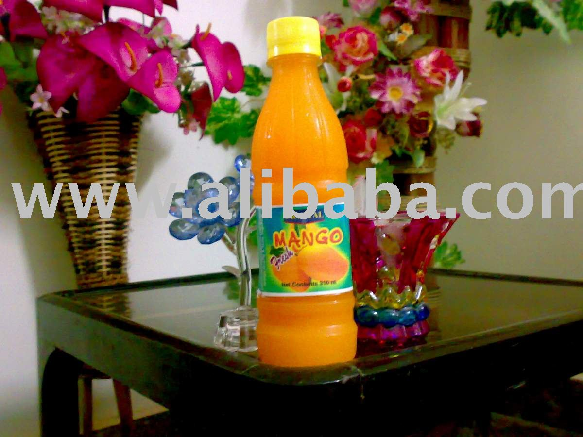 Pet Bottle Fruit juices