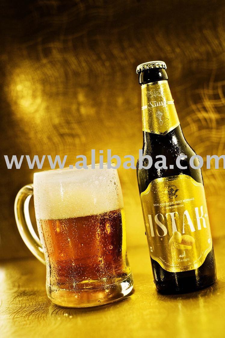 ISTAK, Non-alcoholic Malt Beverage