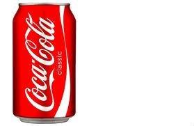 Coca-Cola 0,33 can