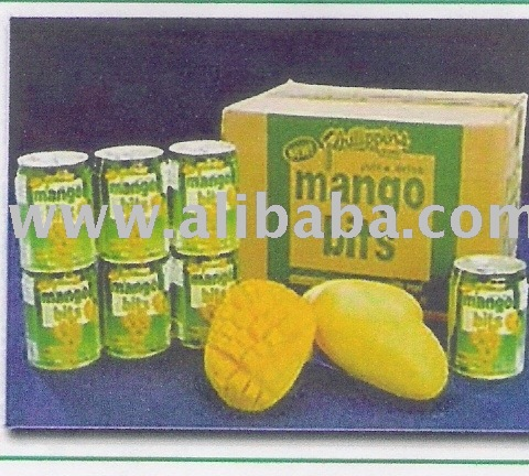 Philippine Brand Mango Juices