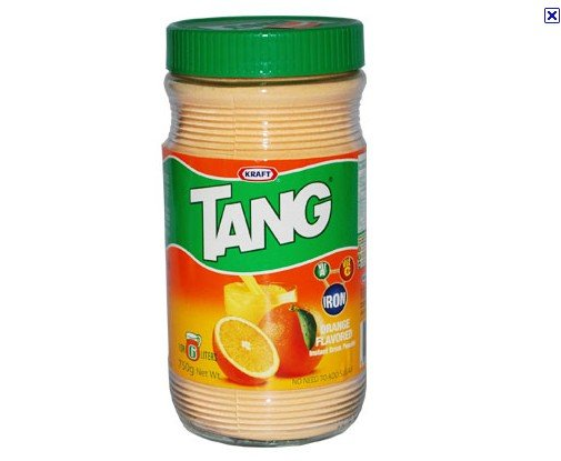 Offering Kraft Tang Orange Instant Powder Drink 800g Jar.