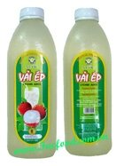 Vietnam Canned Litchi Fruit Juice