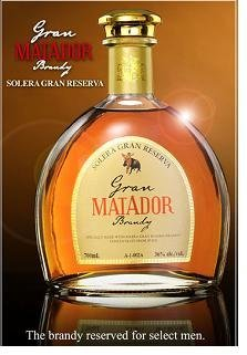 Gran Matador Brandy Solera GRAN RESERVA