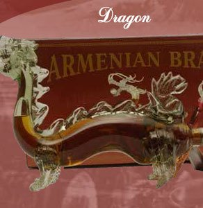 Armenian Brandy - Aspeti 2(dragon bottle)