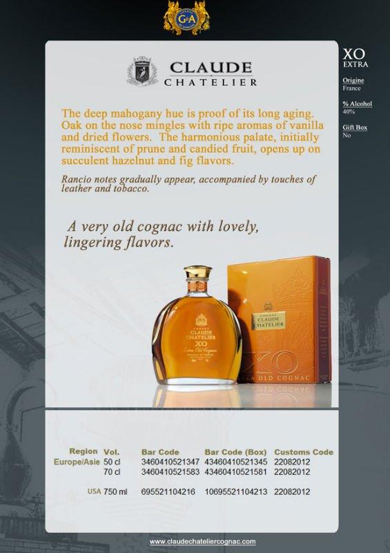 Cognac Claude Chatelier