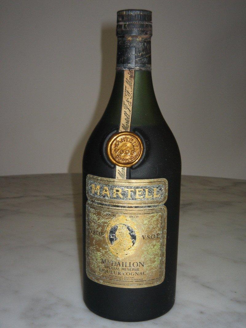 Martell V. S. O. P. Liquor