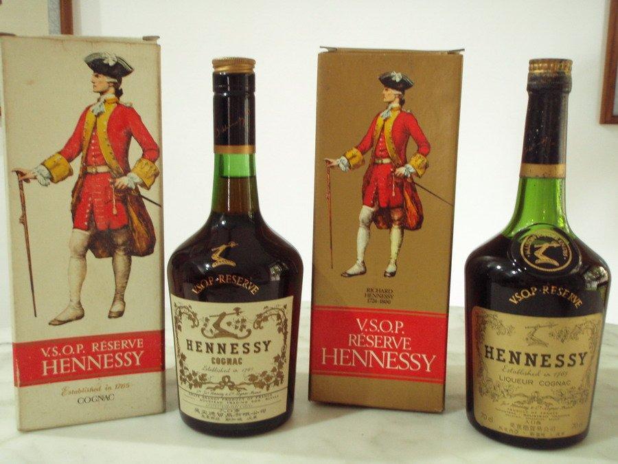 Hennessy V. S. O. P. Reserve Alcohol