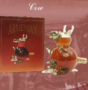 Armenian Brandy - Aspeti 2(cow bottle)