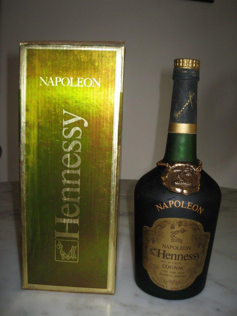 Napoleon Hennessy Alcohol