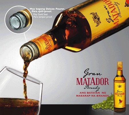 Gran Matador Brandy