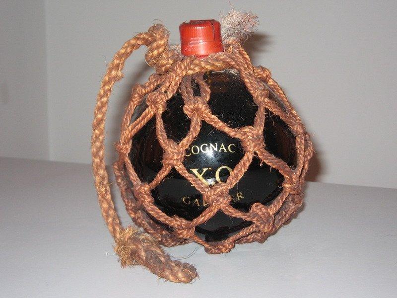 X. O. Cognac Alcohol