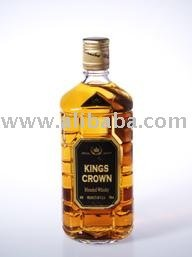 KINGS CROWN BLENDED WHISKY