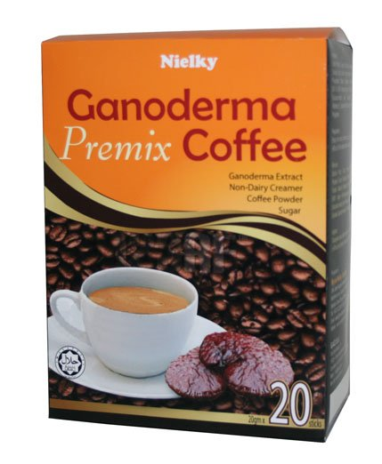 Ganoderma mushroom Coffee