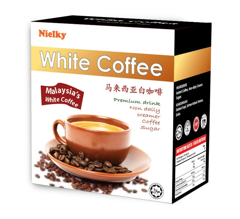premix White Coffee