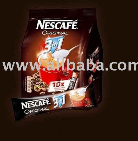 Nescafe 3 in1 Original