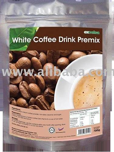 White Coffee Drink Premix