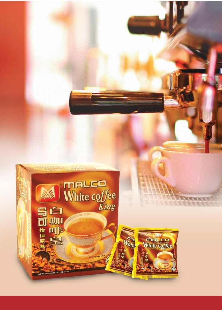 Malco (Ipoh) 3 in 1 White Coffee King