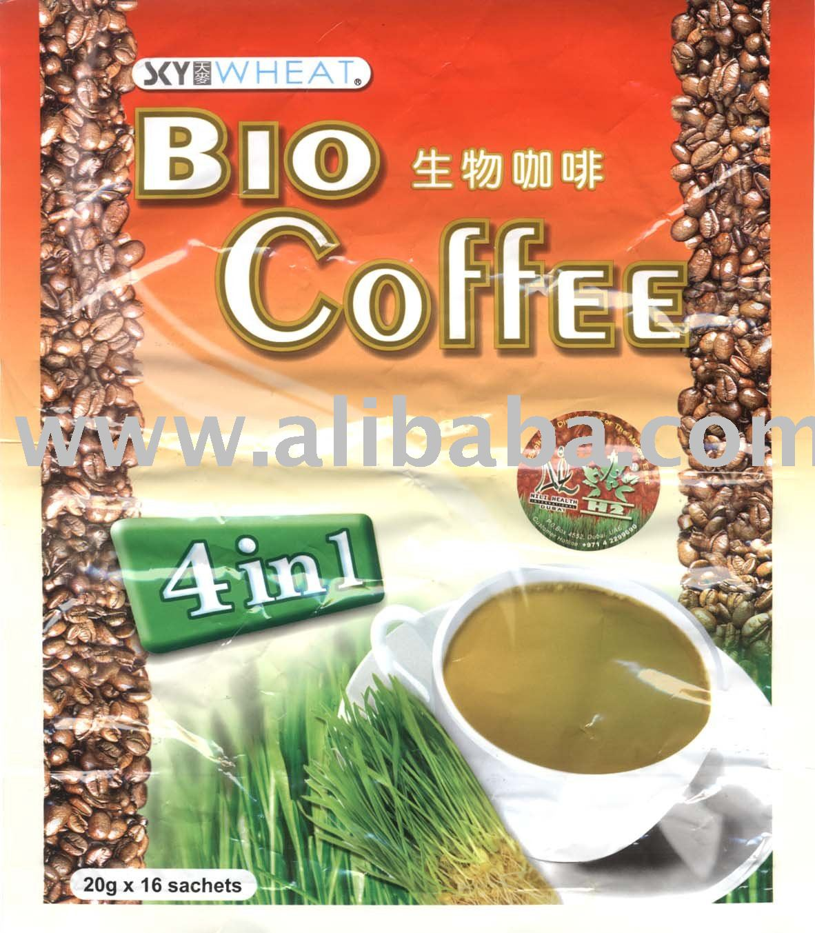 Sky Wheat Bio Coffee