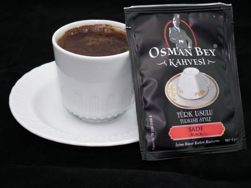 OSMAN BEY TURKISH INSTANT COFFEE