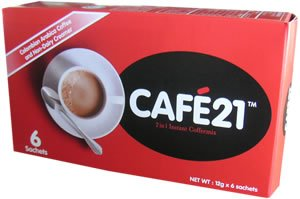 Product Name Cafe 21 Coffee