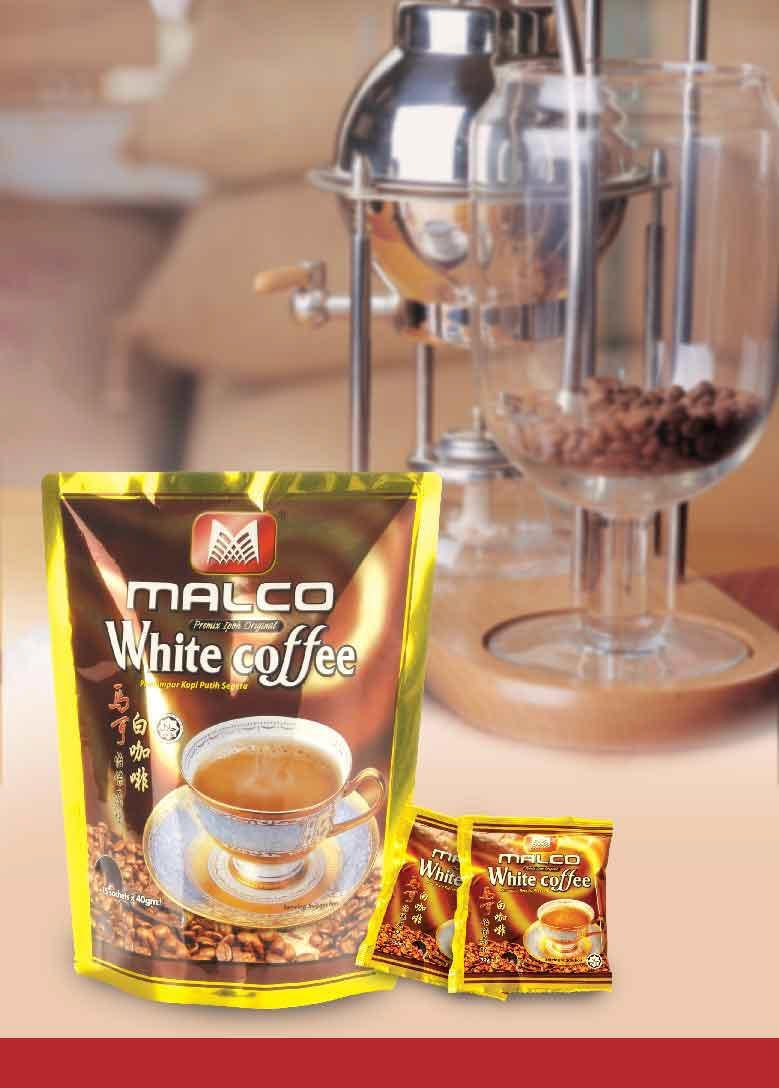 Malco (Ipoh) 3 in 1 White Coffee