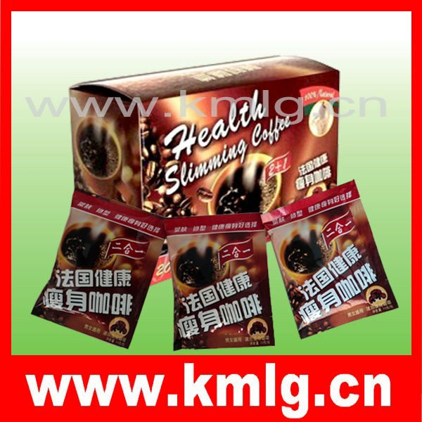The health body beauty slimming coffee