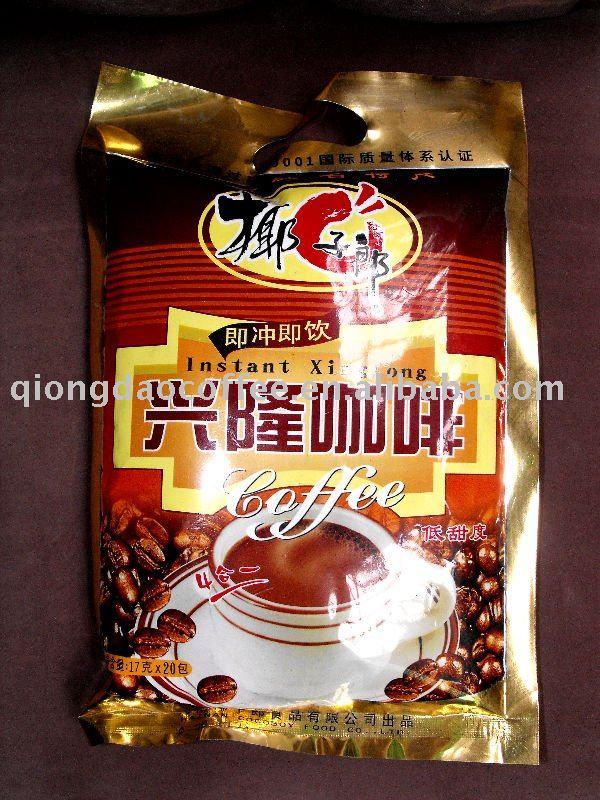 YE ZI LANG   instant  coffee