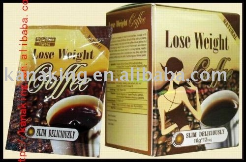 Hot Selling Slimming Product Lose Weight Coffee