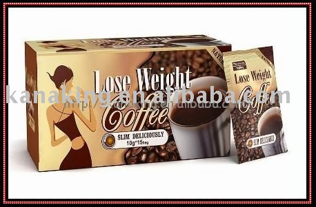 Fashion Slimming Diet Coffee