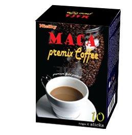 Maca powder in coffee