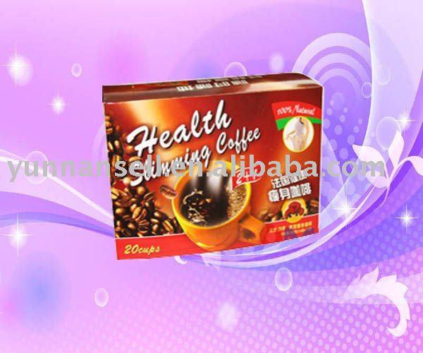 France healthy slimming coffee