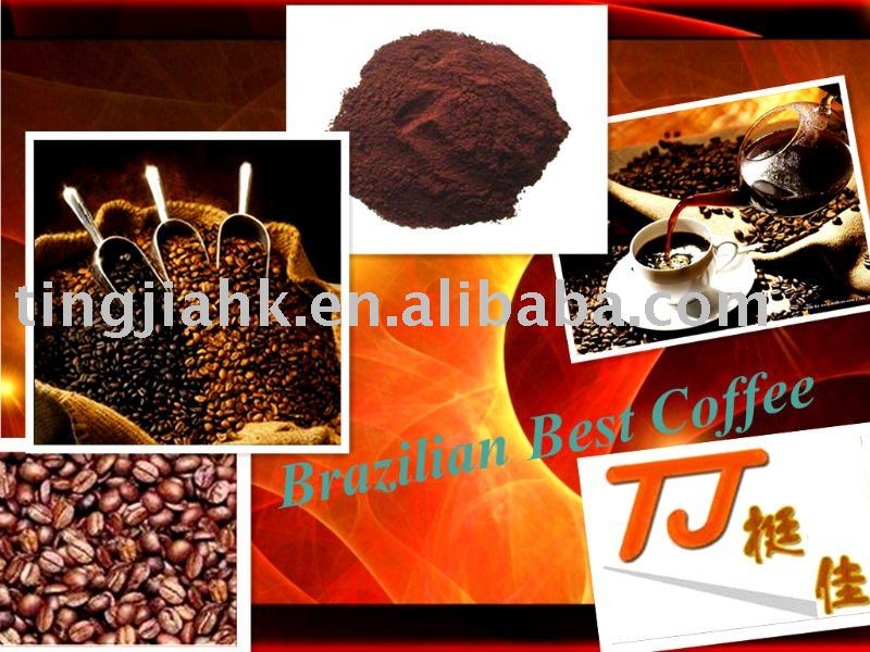 production of brazilian coffee