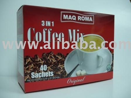 MAQ Roma 3 in 1 coffee
