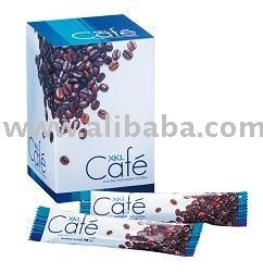 XKLCafe 4 in 1 Sky Fruit Instant Coffee
