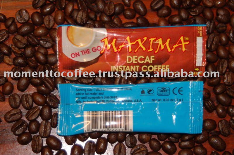Maxima- instant coffee