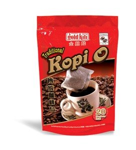 Gold Kili Traditional Kopi-O Instant Coffee