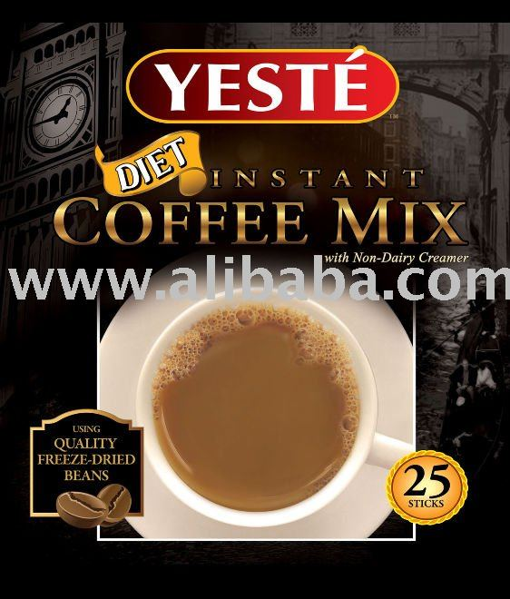 YESTE 3 in 1 Diet Coffee