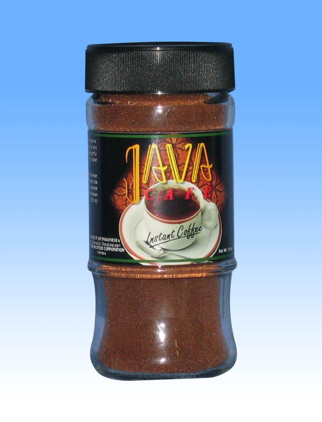 JAVA CAFE Instant Coffee