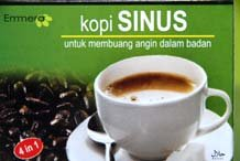 Instant Coffee :    Emmera Kopi Sinus