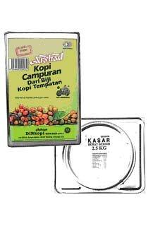 Instant Coffee :    Arshad Kopi Campuran 3