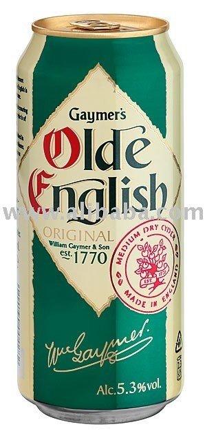 Olde English Cider