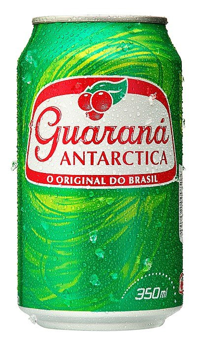 Guarana Antarctica Soft Drink