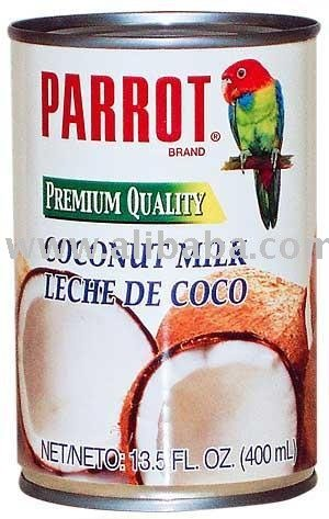 Parrot Premium Coconut Milk 13.5 fl. oz.