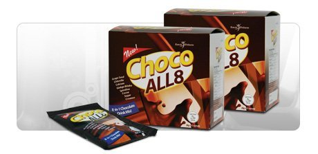 CHOCO ALL8 CHOCOLATE DRINKS