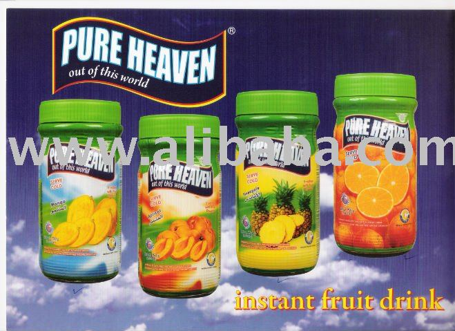 PURE HEAVEN - Instant Fruit Drink
