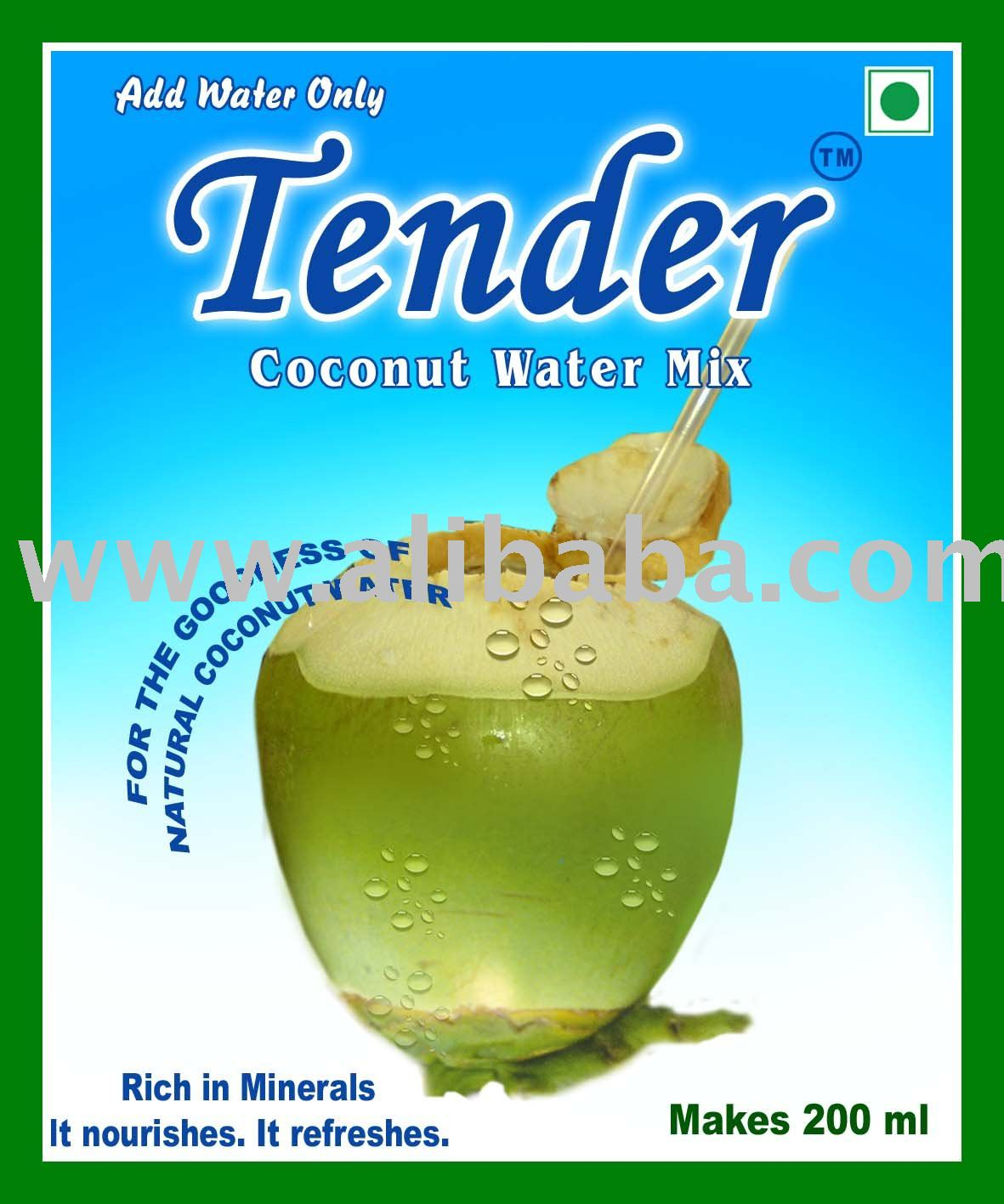 Tender Coconut Water Mix