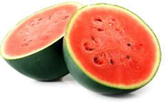Water-Melon (Dark Green)